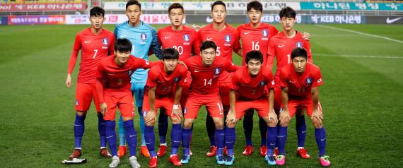 KOREA NATIONAL FOOTBALL