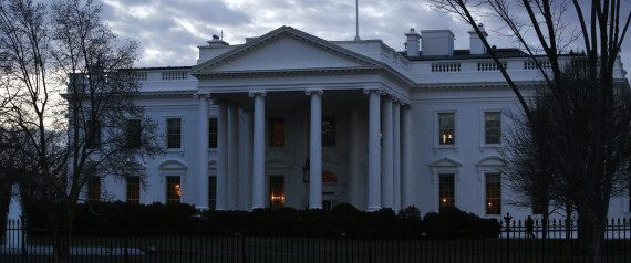 THE WHITE HOUSE MORNING