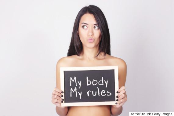 woman body feminism