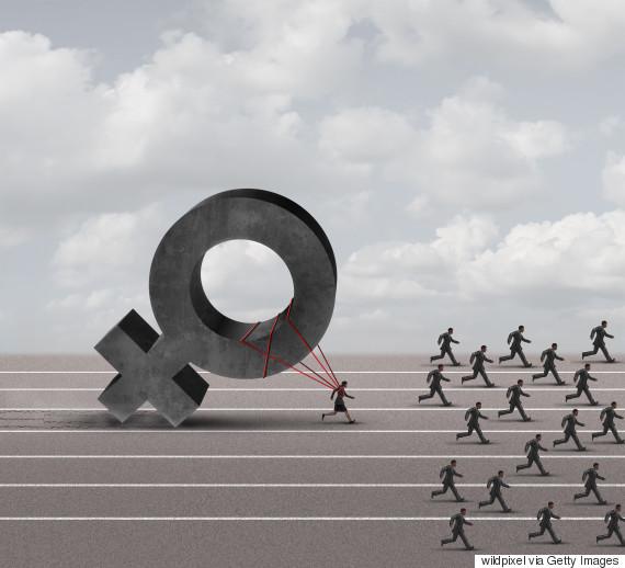 female chauvinism