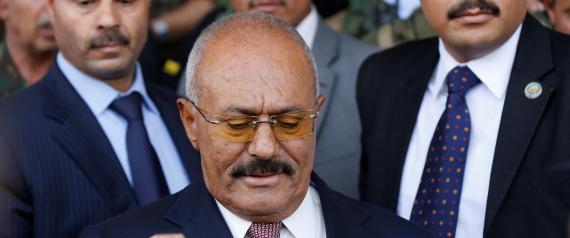 الحوثيون يفجرون منزل الله صالح