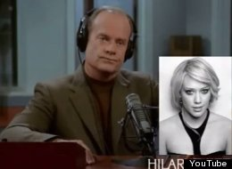Hilary Duff frasier