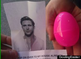 Gosling Easter Egg Hunt
