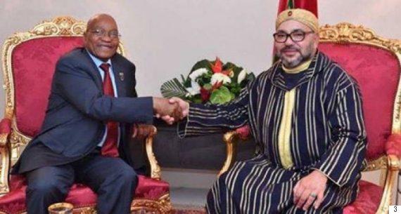 morocco king