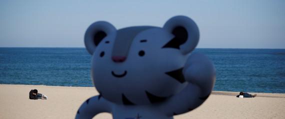 GANGNEUNG BEACH