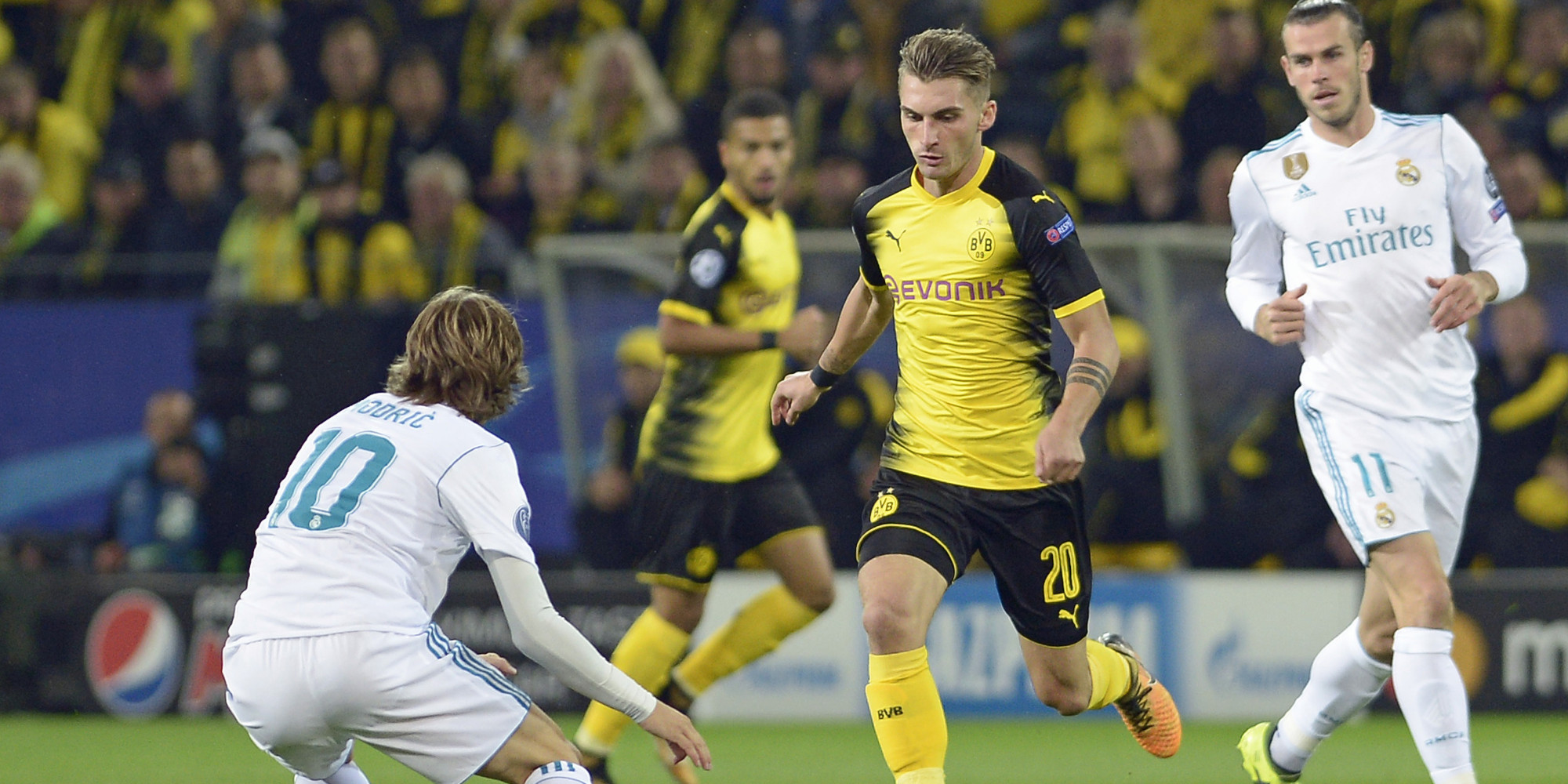 Real Madrid Bvb Dortmund Im Live Stream Champions League Online