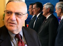Joe Arpaio Elections 2012