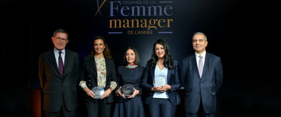 FEMME MANAGER ANNEE