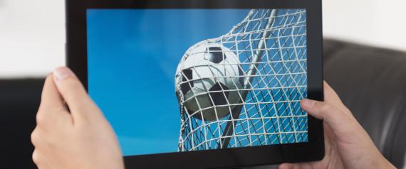 MOBILE TV FOOTBALL