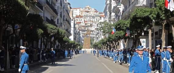 MACRON ALGERIA