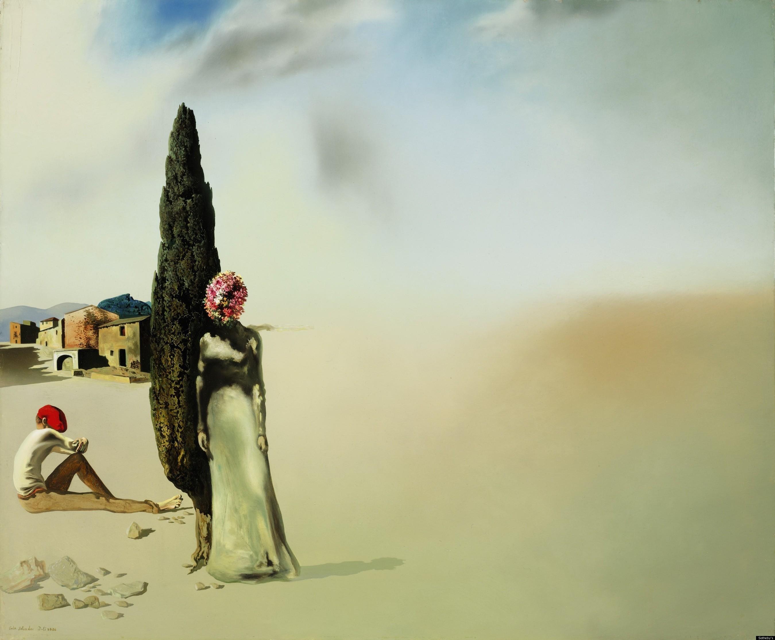 Salvador Dali Masterpiece \