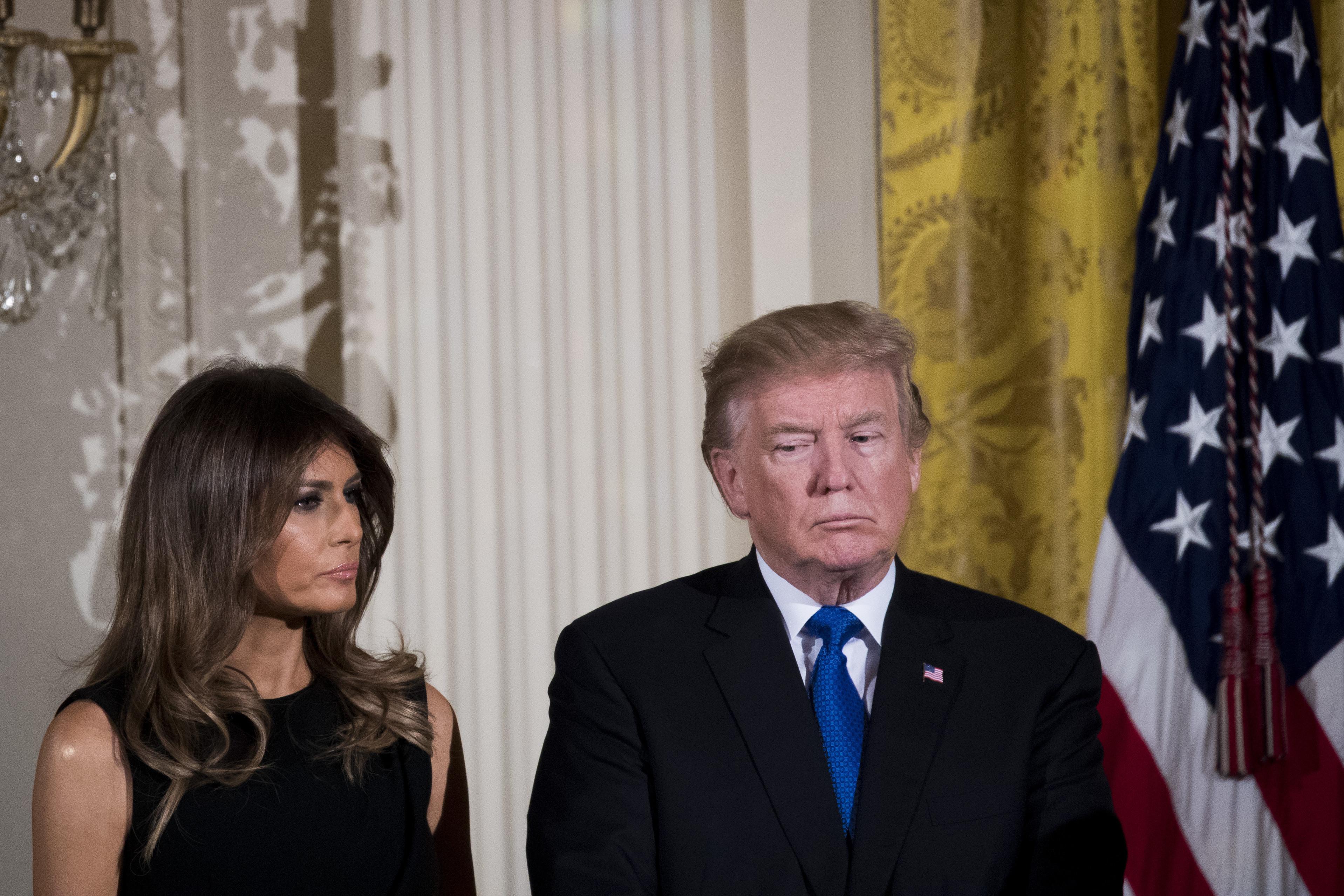 Träume der First Lady | Wo Melania Trump Weihnachten feiern möchte