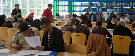 STUDENTS MOROCCO