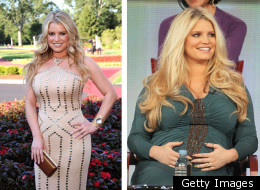 All About Celebrity Pregnancy, Weight Gain and Baby Bumps