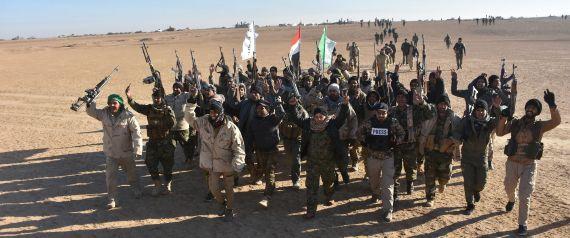 IRAQ IS