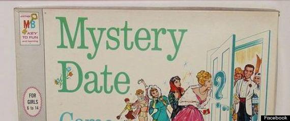 Mystery Date Board Game Mystery Date The Board Game