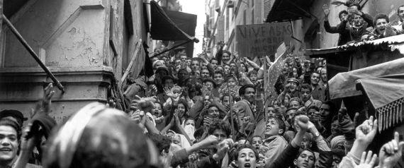 ALGERIA WAR 1960