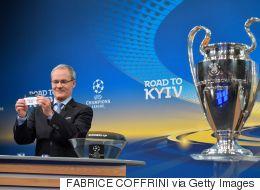 ثلاث مواجهات نارية بثمن نهائي دوري أبطال أوروبا