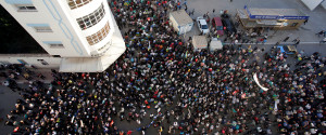 Moroccan Protest