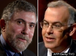 Paul Krugman David Brooks