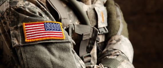 US MILITARY FLAG