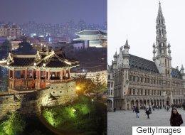 경기도와 벨기에의 평행 이론은 예상 밖이었다
