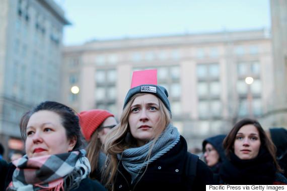 womens march feminism