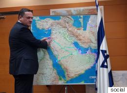 وزير الاستخبارات الإسرائيلي في مقابلة مع