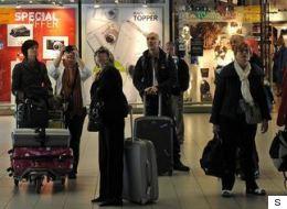 الشرطة الهولندية تطلق النار على رجل يحمل سكيناً في مطار أمستردام