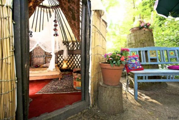 airbnb allemagne
