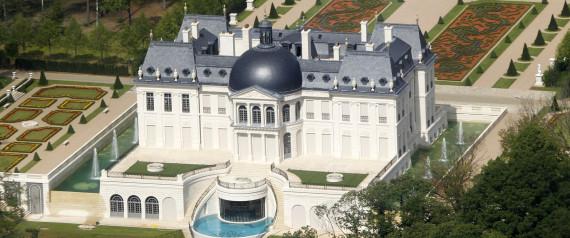 Le ch teau louis xiv de louveciennes maison la plus for Acheteur maison du monde