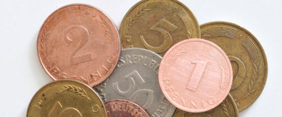GERMAN MARK COIN
