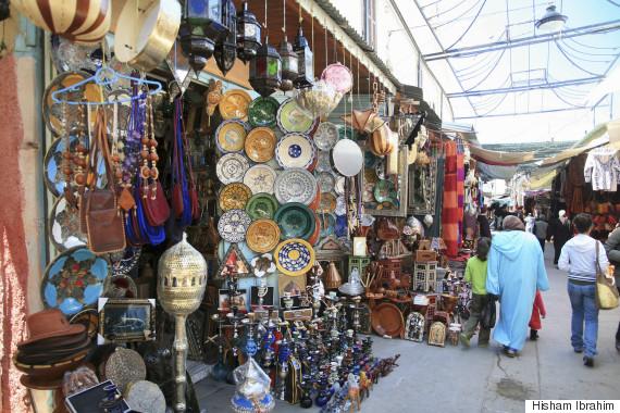 morocco craft
