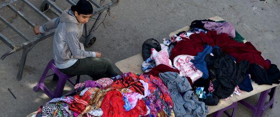 CHILDREN WORK TUNISIA