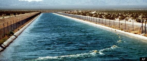CALIFORNIA WATER WARS