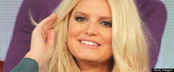 JESSICA SIMPSON FAT JOKE
