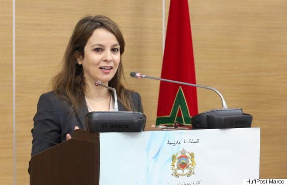 secrétaire état eau maroc