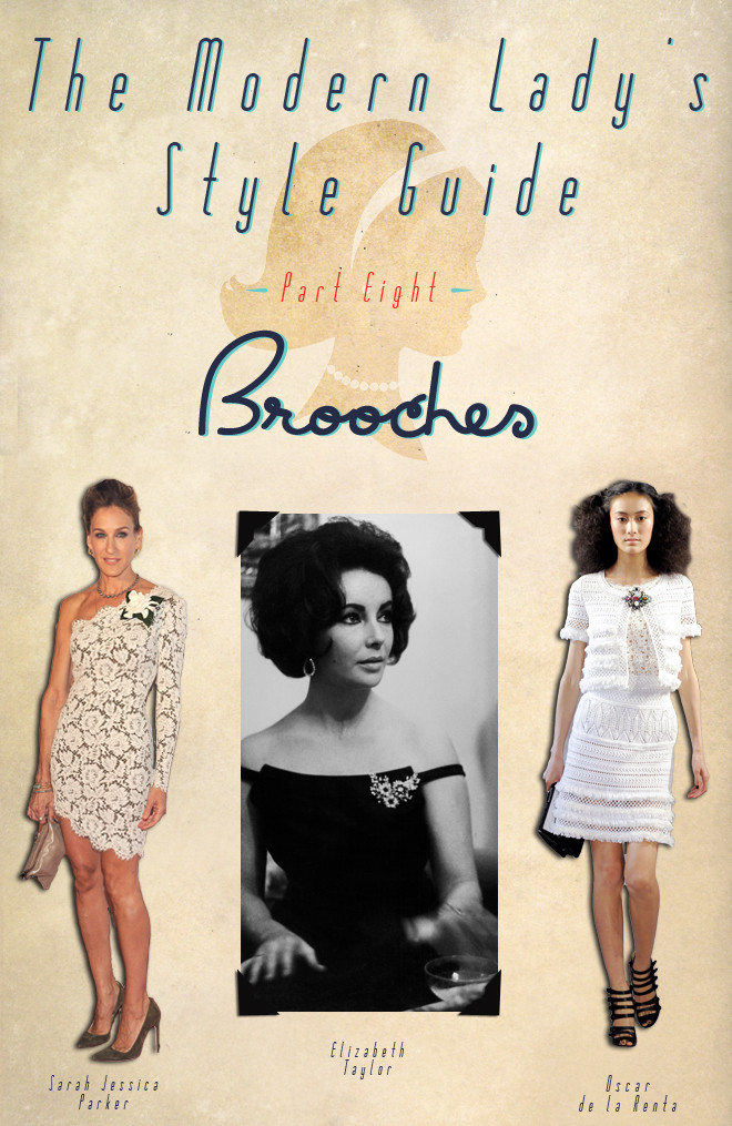 Learning From the Queen: 3 Tips on How to Wear Brooches