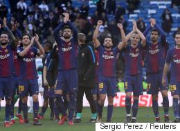 Le Barça de Messi s'impose face au Real au terme d'un match explosif