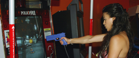 MICHELLE RODRIGUEZ GAME VIDEO
