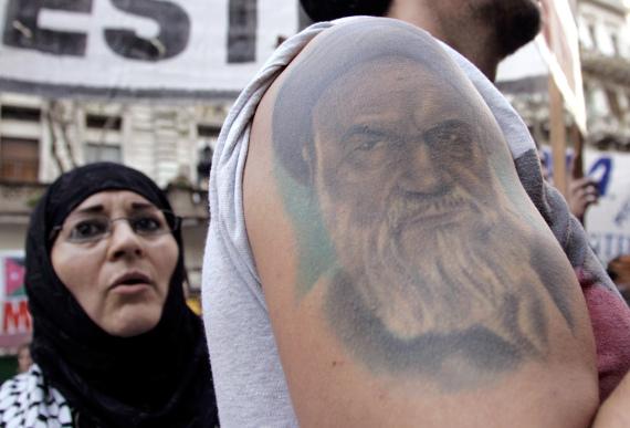 tattoo iran