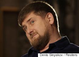 غلق حسابات زعيم الشيشان