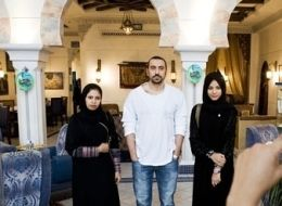 New generation of tv hosts help spread religious revival in the arab