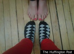 One Day Without Shoes 2012: How We Showed Our Soles (PHOTOS)