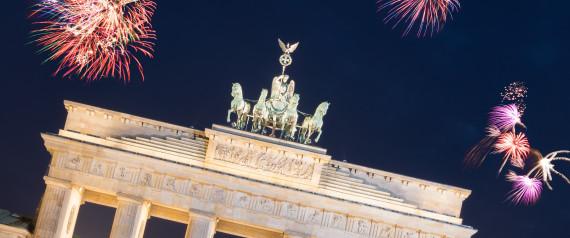 BERLIN NEW YEAR S EVE