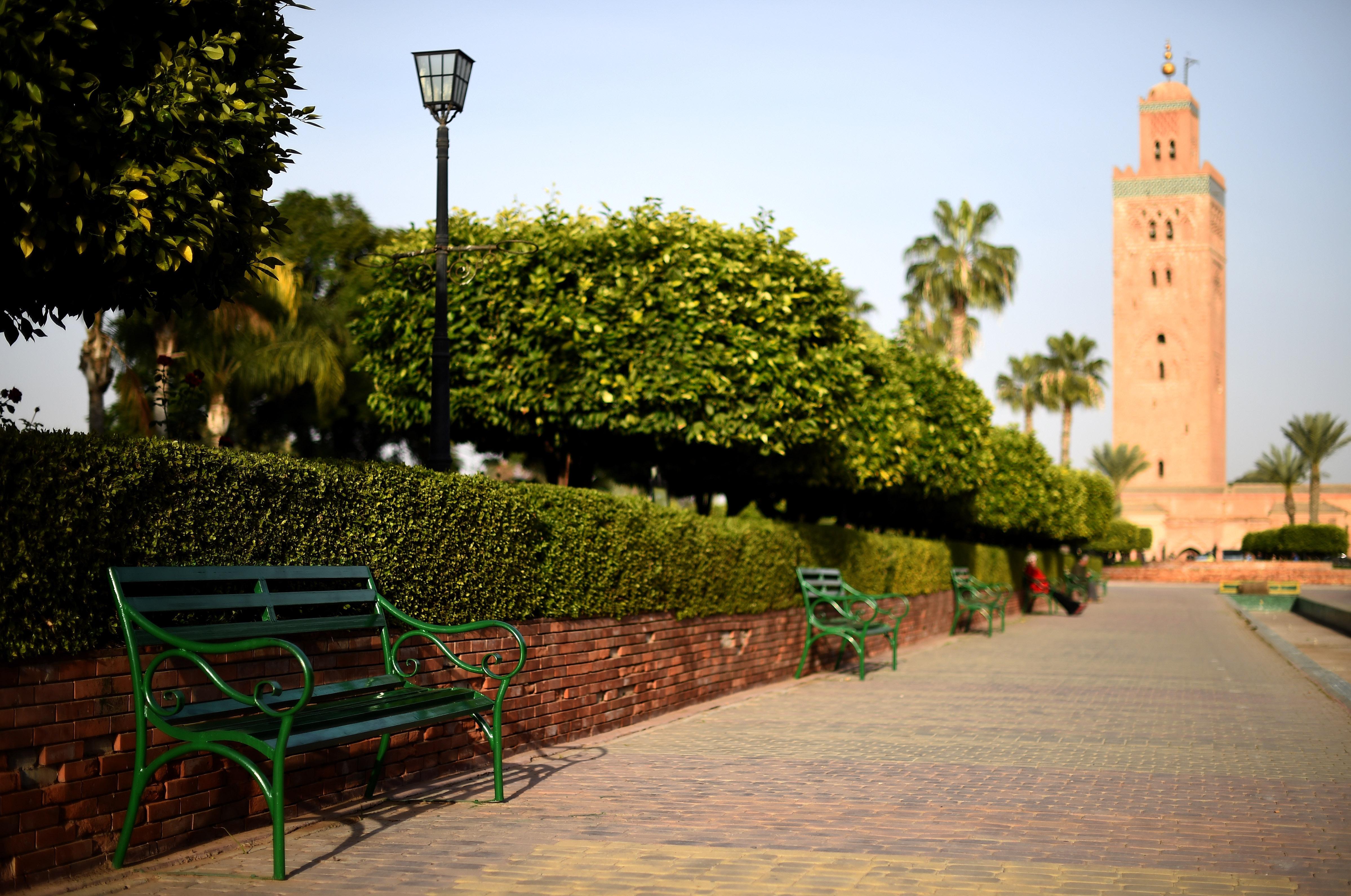 morocco park
