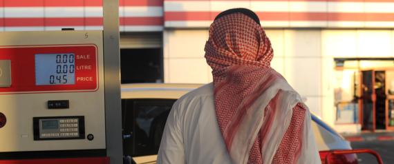 GASOLINE PRICES IN SAUDI ARABIA