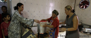 WOMAN COOK ALGERIA