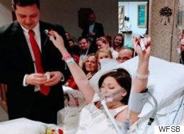 ارتدت فستان الزفاف وآخِر كلماتها كانت