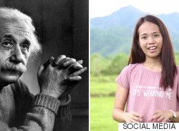 طالبة عمرها 18 عامًا تفوز بـ250 ألف دولار لشرحها النظرية النسبية بطريقة أبسط من أينشتاين